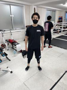 中井トレーナー